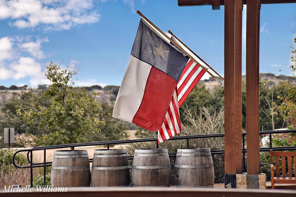 Pedernales Cellars in Texas Hill Country
