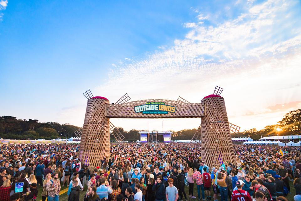 Outside Lands Is Now Allowed To Sell Marijuana On Festival Grounds - EDMTunes