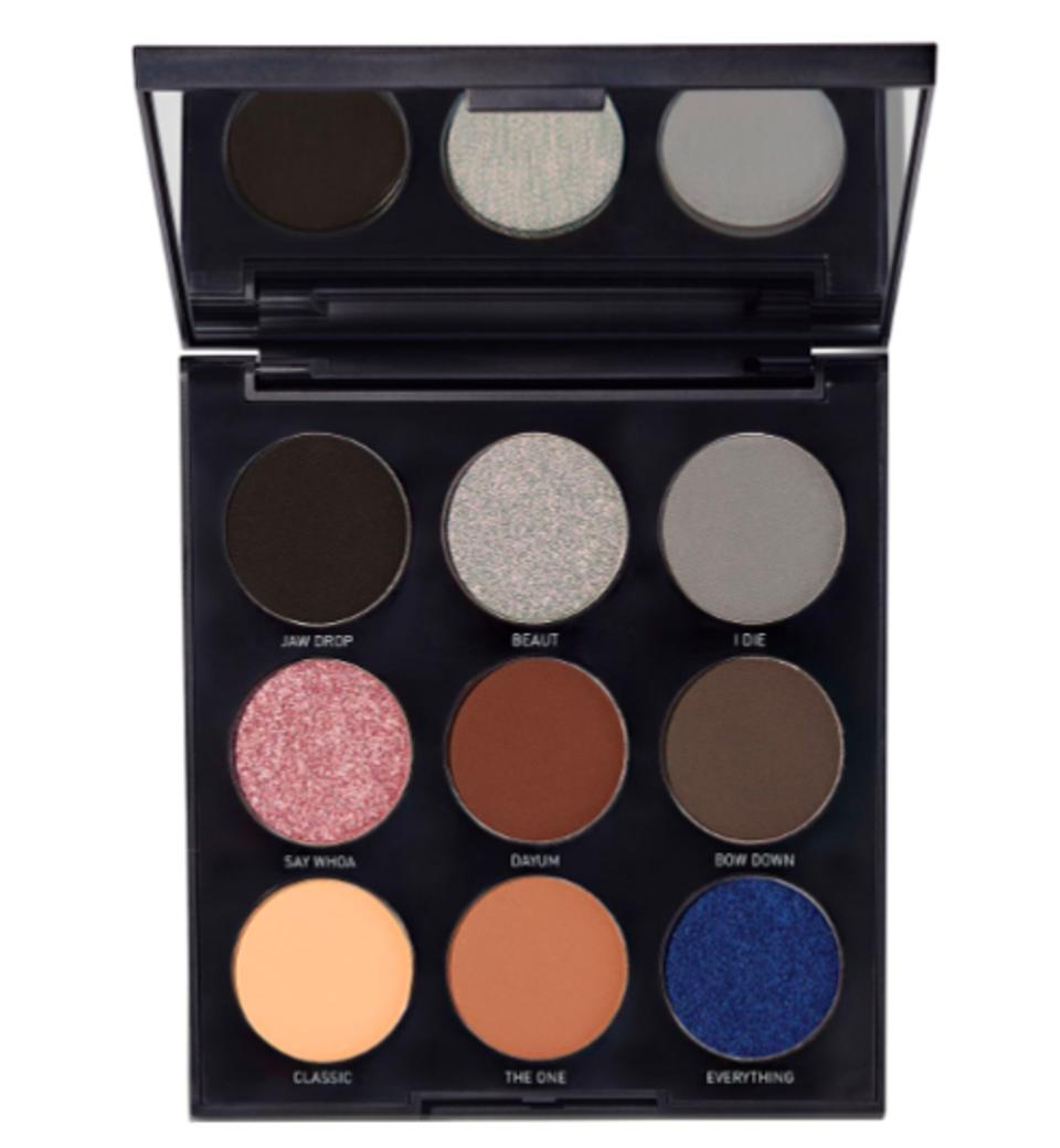 The Best Eyeshadow Palettes For Smoky Eyes