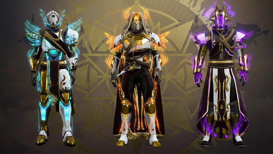 All The Steps To Upgrade Your 'Destiny 2' Solstice Of Heroes 2019 Armor
