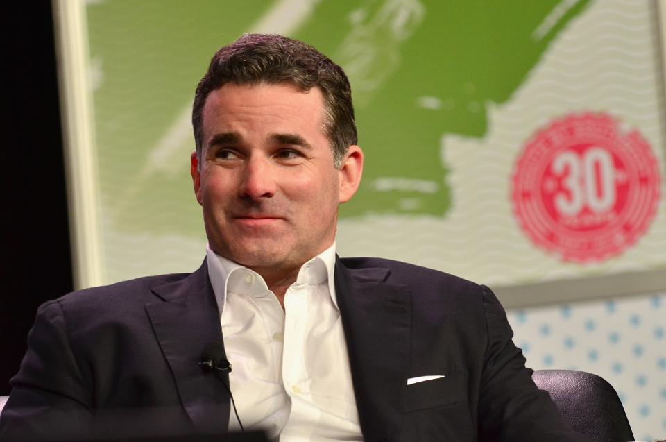 Kevin Plank, founder, chairman and CEO of Under Armour