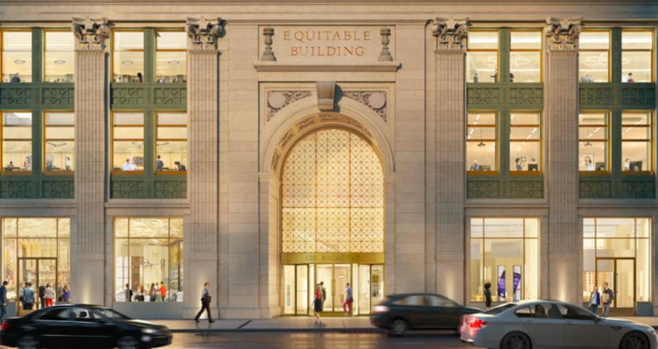 The Building That Spurred Skyscraper Zoning Gets A $50 Million Restoration