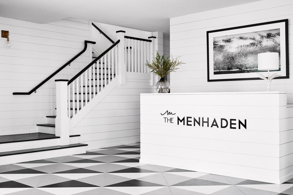 Lobby of The Menhaden