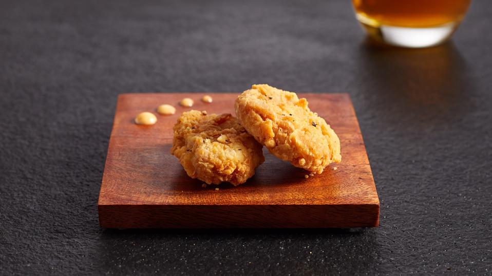JUST Meat, a lab-grown chicken nugget