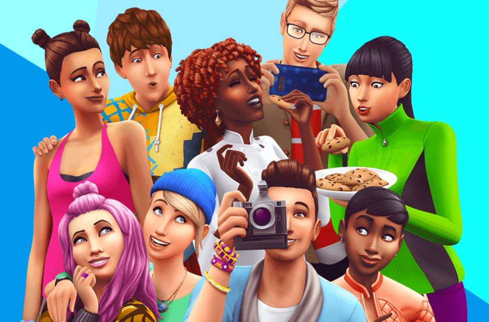 The Sims 4 contributed to EA's Q1 FY2020 success.