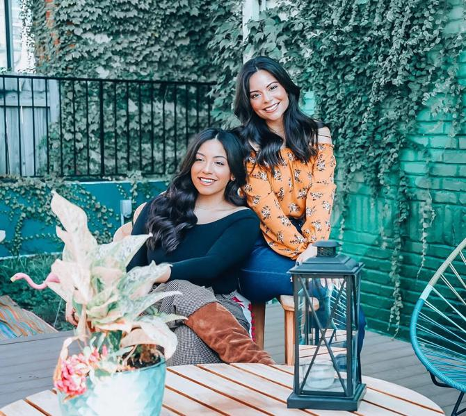 For These Two Latina Entrepreneurs Passion Is Now Defined By A Traveling Podcast That Brings Women Together