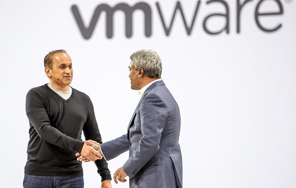 VMware's Software Defined Data Center Comes To Google Cloud Platform