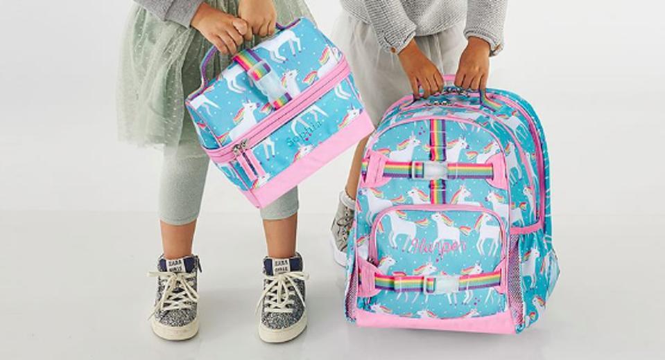 Mackenzie Backpacks from Pottery Barn Kids
