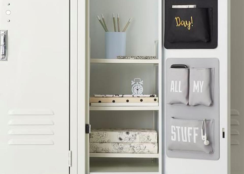 3-Tier Locker Shelf