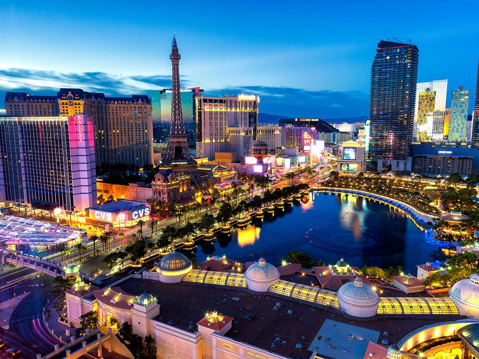 The Brave New World Of Las Vegas Architecture