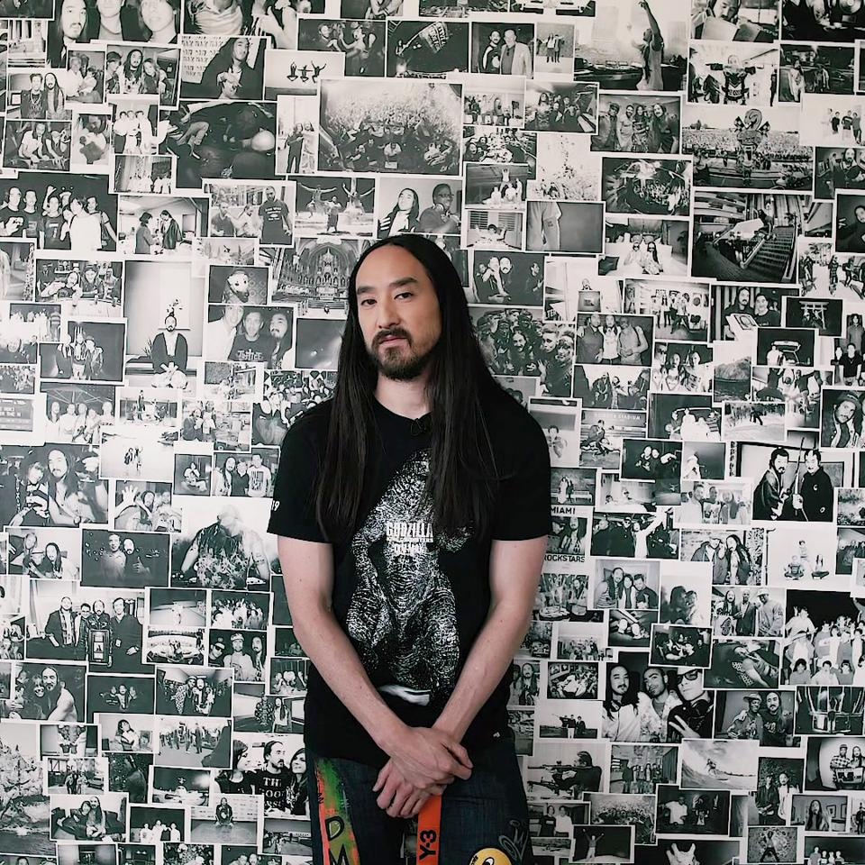 At home with Steve Aoki, the Banksy-collecting, record-producing, startup-funding artist