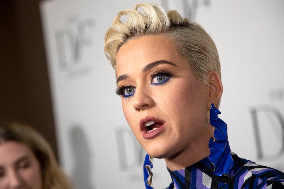 Katy Perry's lawsuit follows those of Miley Cyrus, Justin Bieber, and Ariana Grande