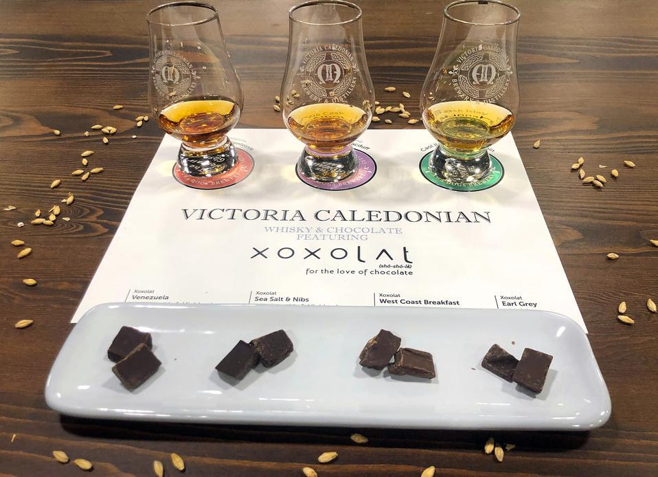 Victoria Caledonian Distillery, British Columbia, Canada
