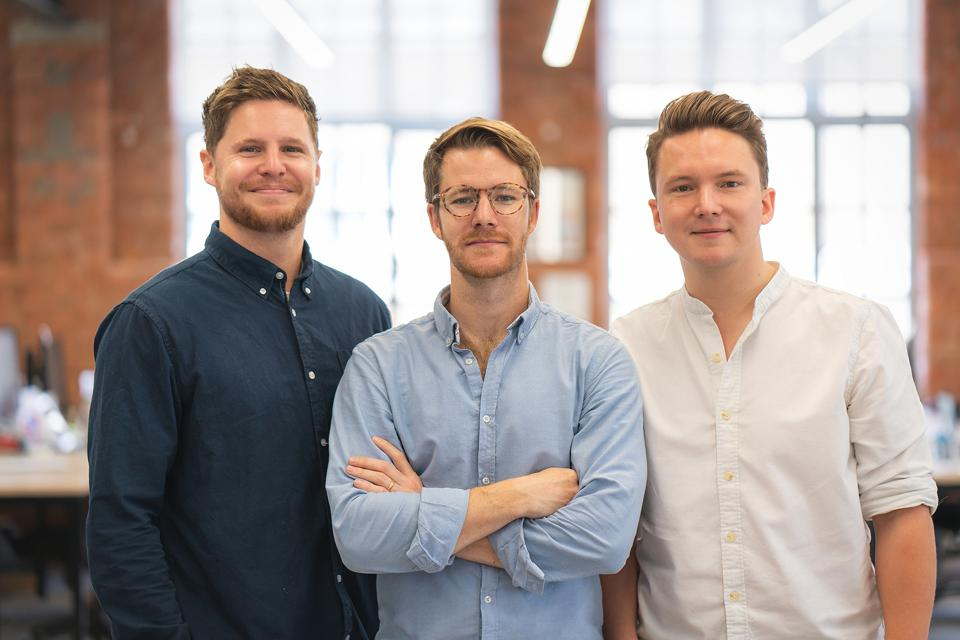 Thriva founders