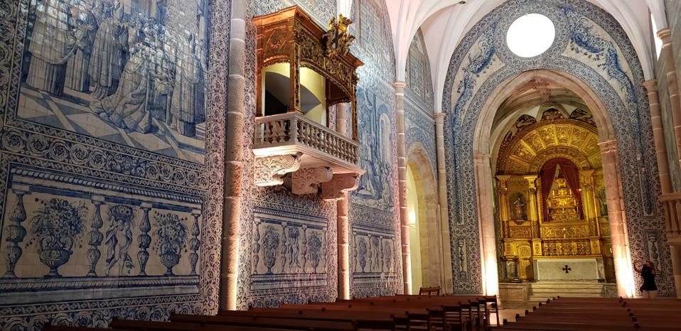 Cadaval Palace, Evora, Alentejo, Portugal