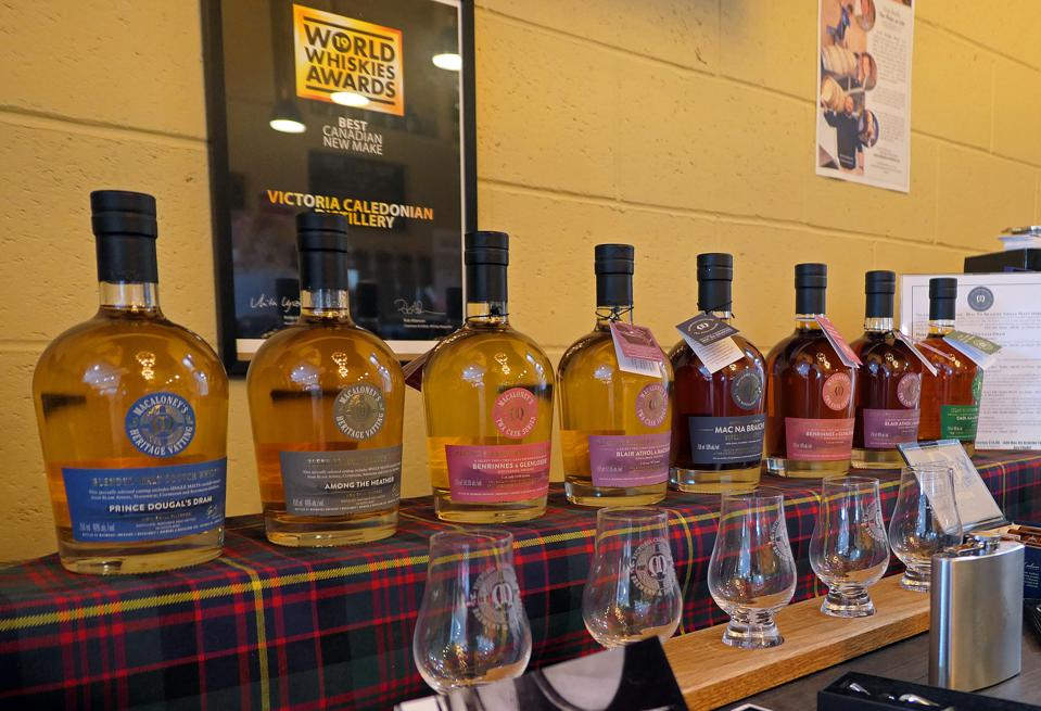 Victoria Caledonian Distillery's Mac Na Braiche