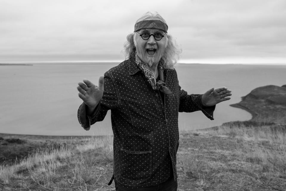 Legendary Comedian/Actor Billy Connolly Brings His Final Stand-Up Tour To Cinemas This October