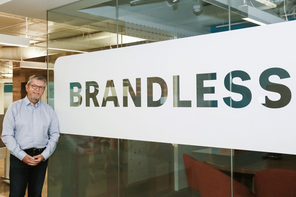 Brandless CEO John Rittenhouse