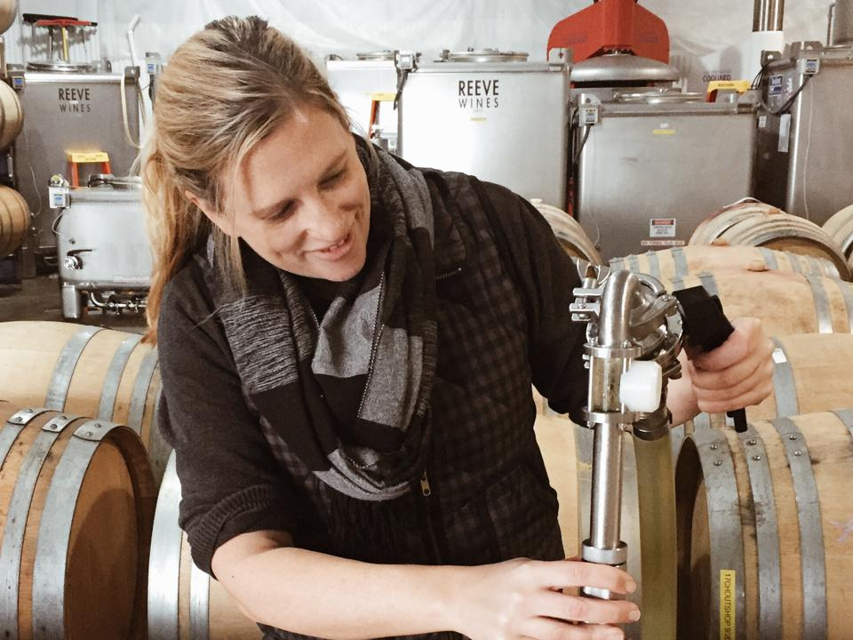 women in winemaking, consulting winemaker, California winemaker