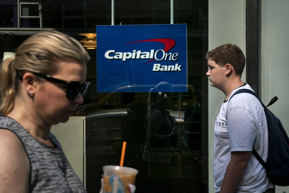 Capital One Data Breach Affects 100 Million Customers