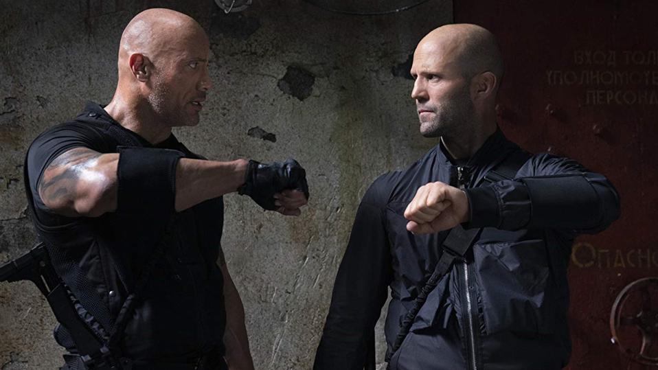 Hollywood Is Hoping 'Hobbs & Shaw' Can Be This Year's First
