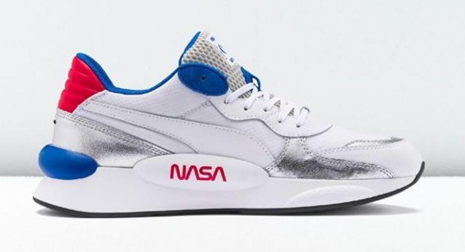 Puma x Nasa RS 9.8 Space Agency Sneaker