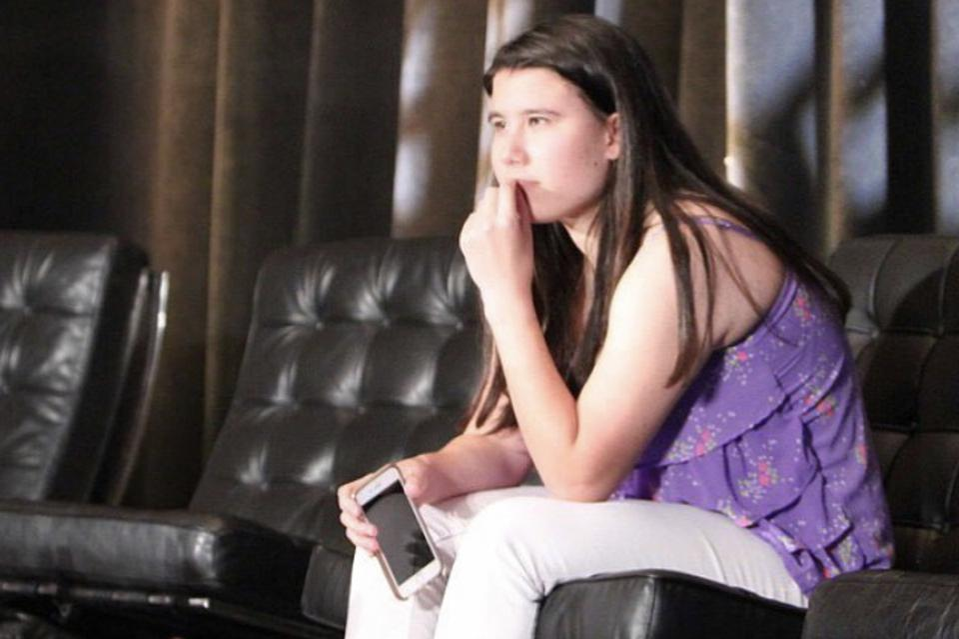 Madison Bregman, CEO of GirlZ
