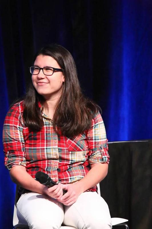 Madison Bregman, CEO GirlZ