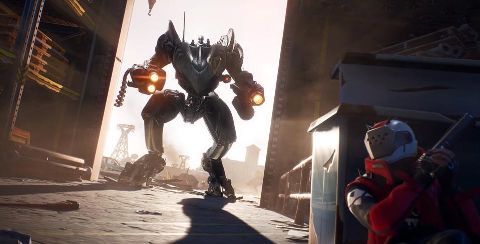 Epic Itself Leaks Fortnite Season 10 Super Mech And New