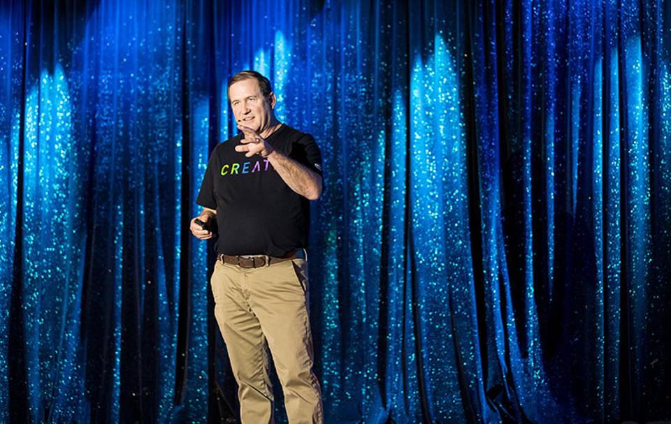 Intel Exec Jeffers Details Strategy For Lofty Goal Of 1000X Gain In Content Creation Workflow