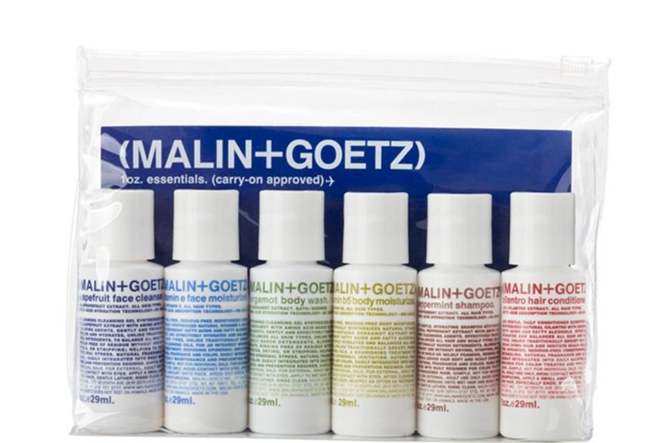 Malin+Goetz Essetials Travel Set