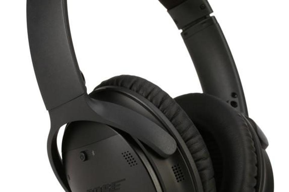 Bose QuietComfort 35 Wireless Noise-Cancelling Headphones