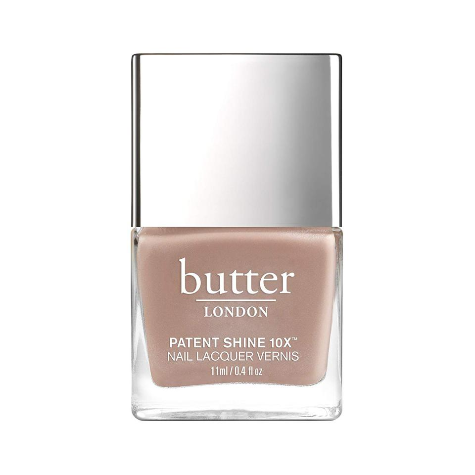 Eight free Patent Shine 10X Nail Lacquer from BUTTER LONDON