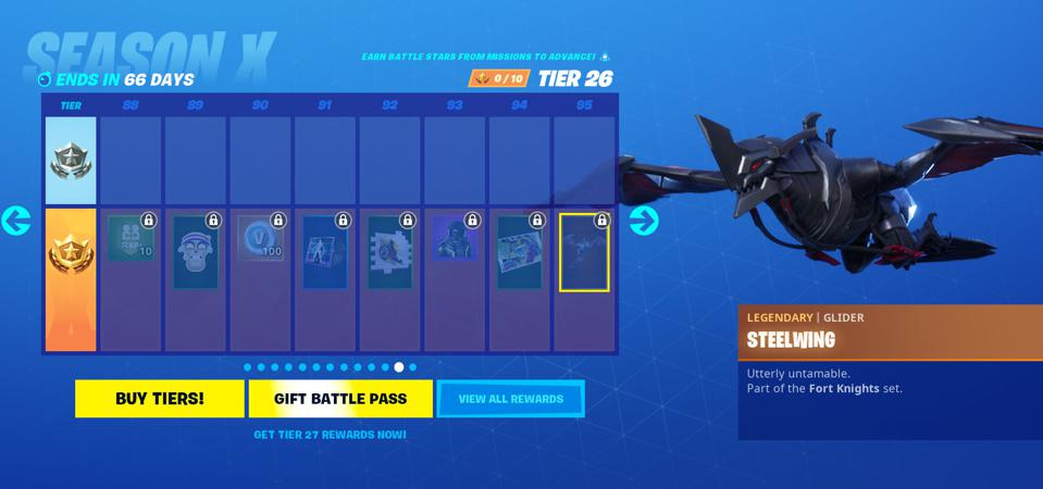 The 'Fortnite' Season 10 (Season X) Battle Pass Is Live ...