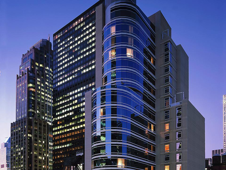The Sofitel New York Hotel offers visitors a central location.