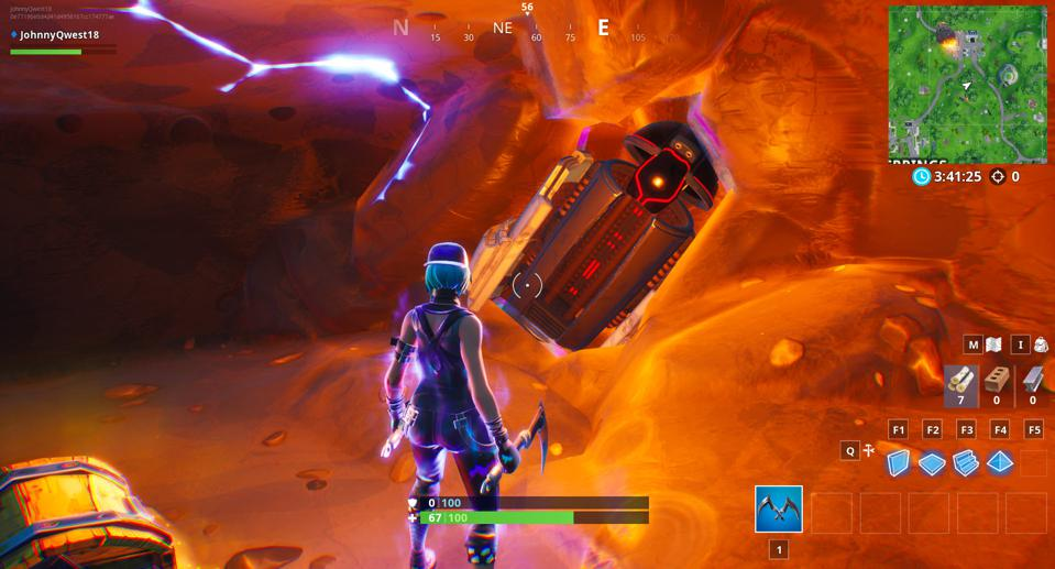 All Fortnite Season 10 X Map Changes From The Frozen