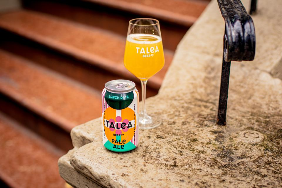 Lunch Date is Talea's take on a light, refreshing, and juicy pale ale.