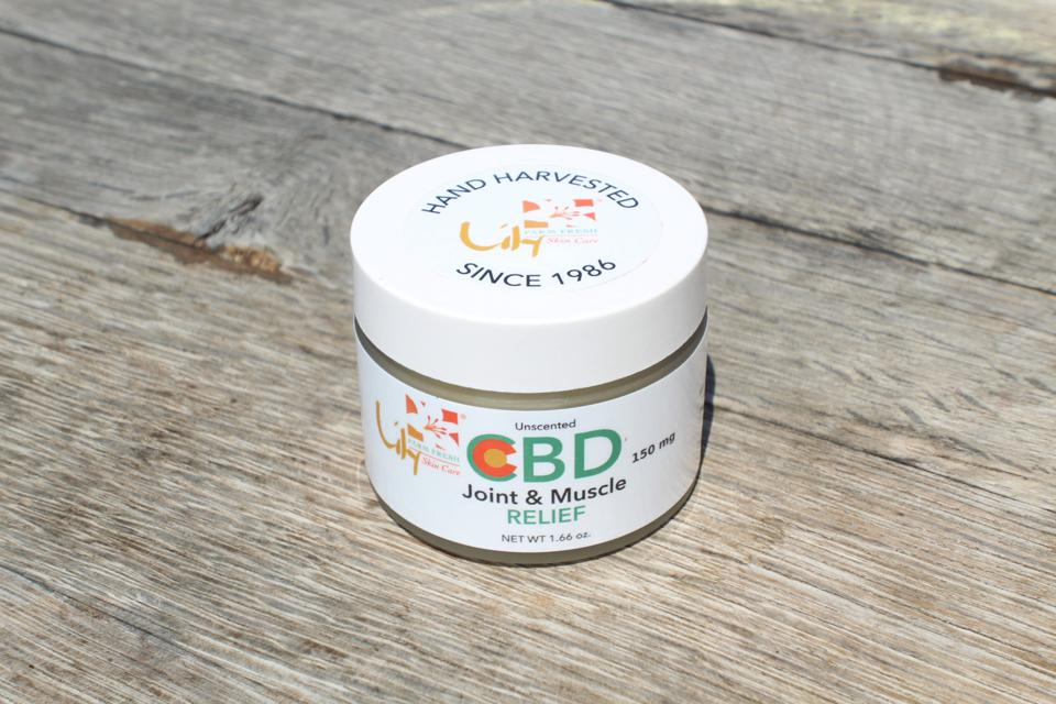 CBD Join & Muscle Relief