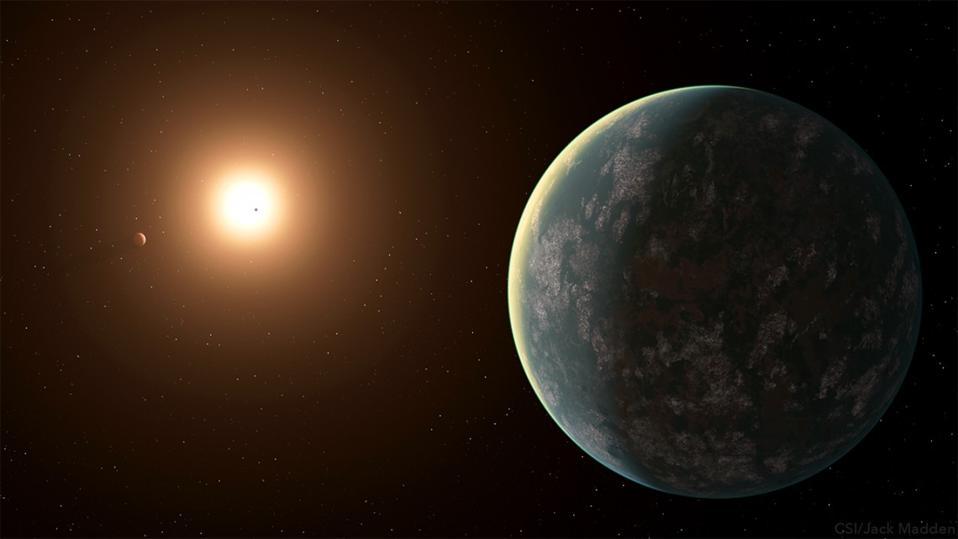 GJ 357d orbits its sun