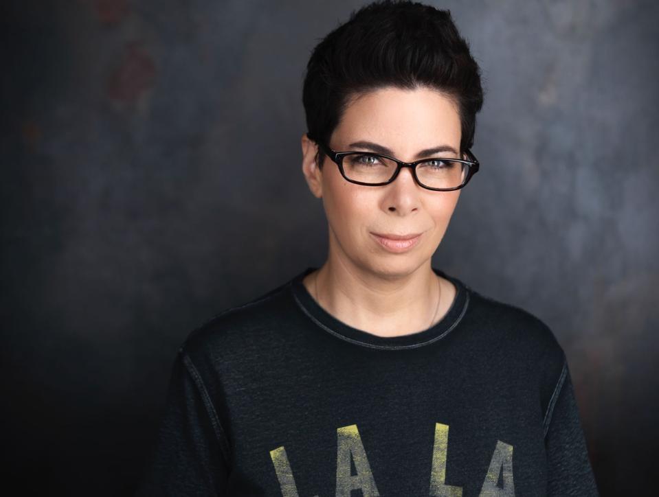 Jen Rudolph, owner of The Actors Green Room