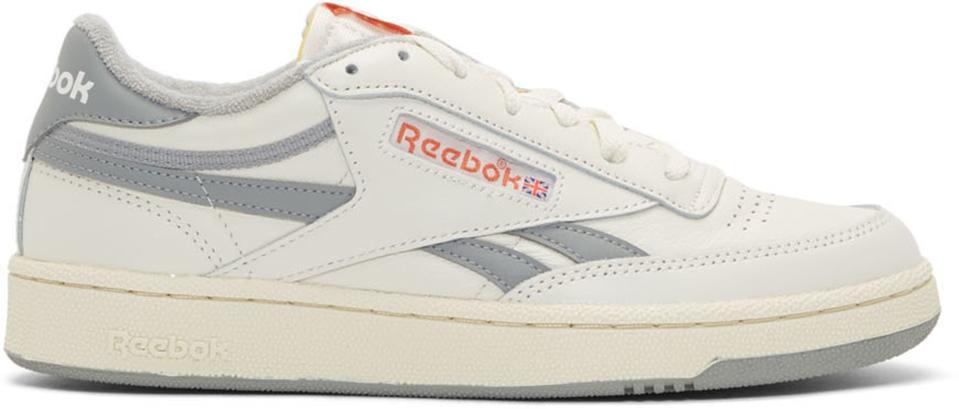 Reebok Classics Off-White Club C Revenge Sneakers