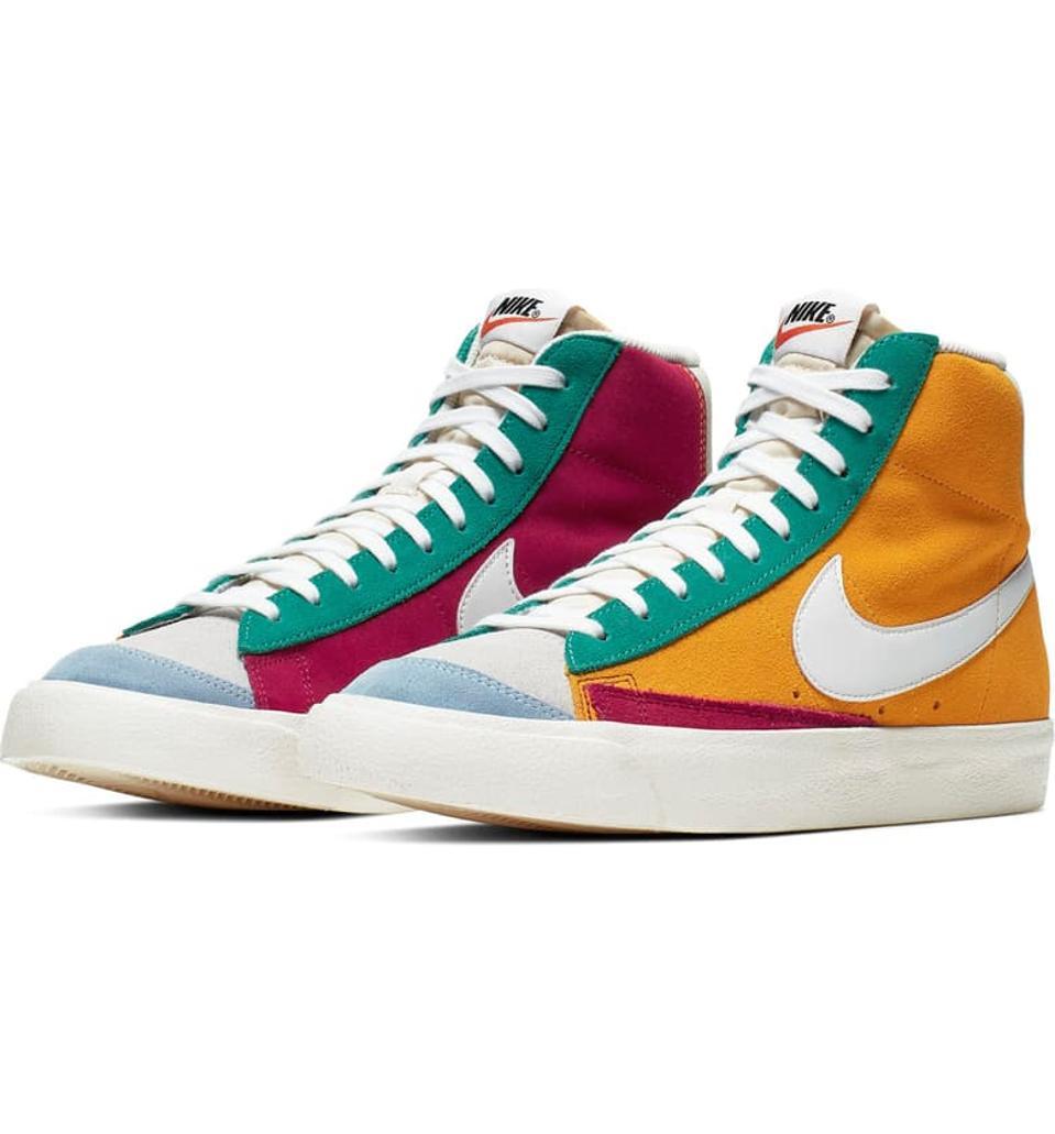 Baskets Nike en daim Vintage Mid 77 Vintage WE