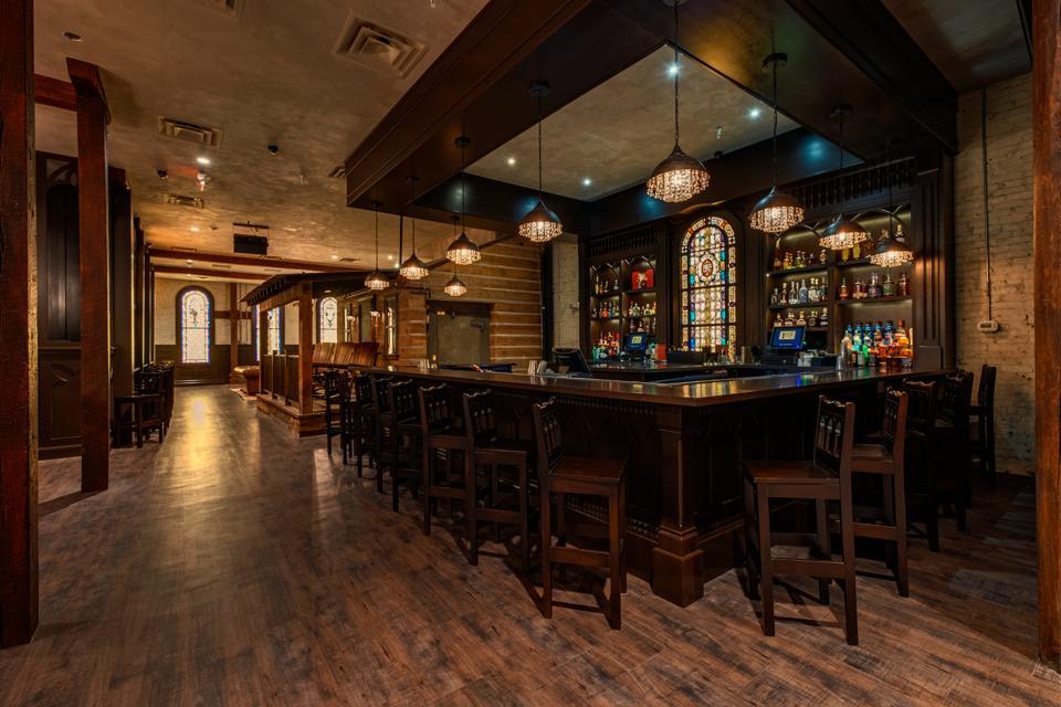 John Cash's Kitchen & Saloon - Upstairs