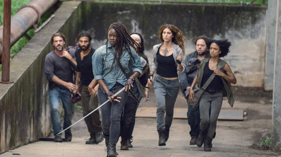 You Can Now Watch All Of The Walking Dead\'s Surprisingly ...