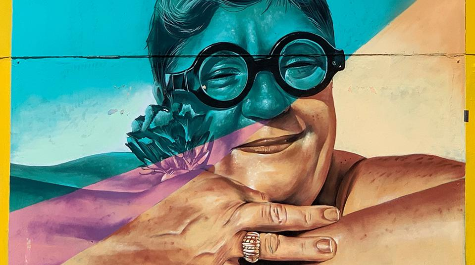 See The Street Art Capital Of The Caribbean