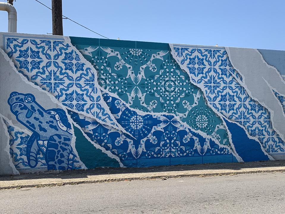 Aruba Street Art
