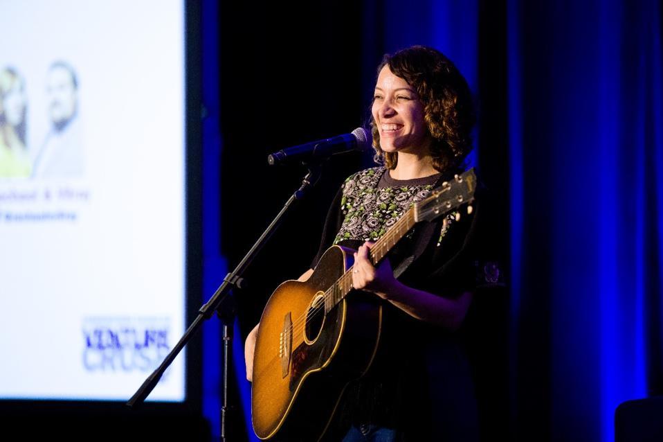 Latin Grammy winner/Emmy-nominee, Gaby Moreno