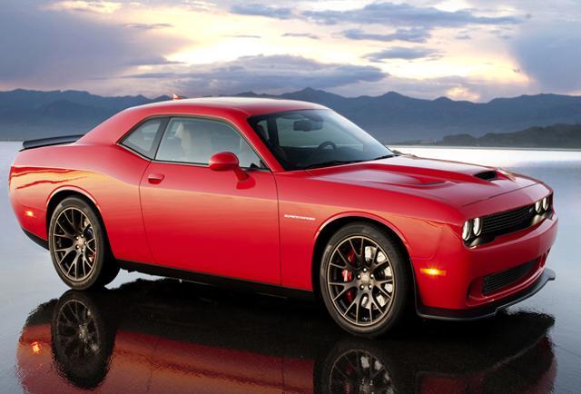 Dodge Challenger SRT Hellcat: 6.2-Liter Supercharged V8 - pg.3