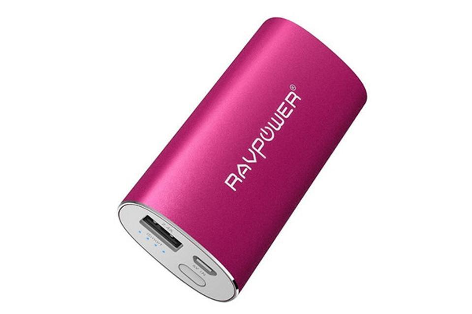 RAVPower 6,700mAh Portable Charger