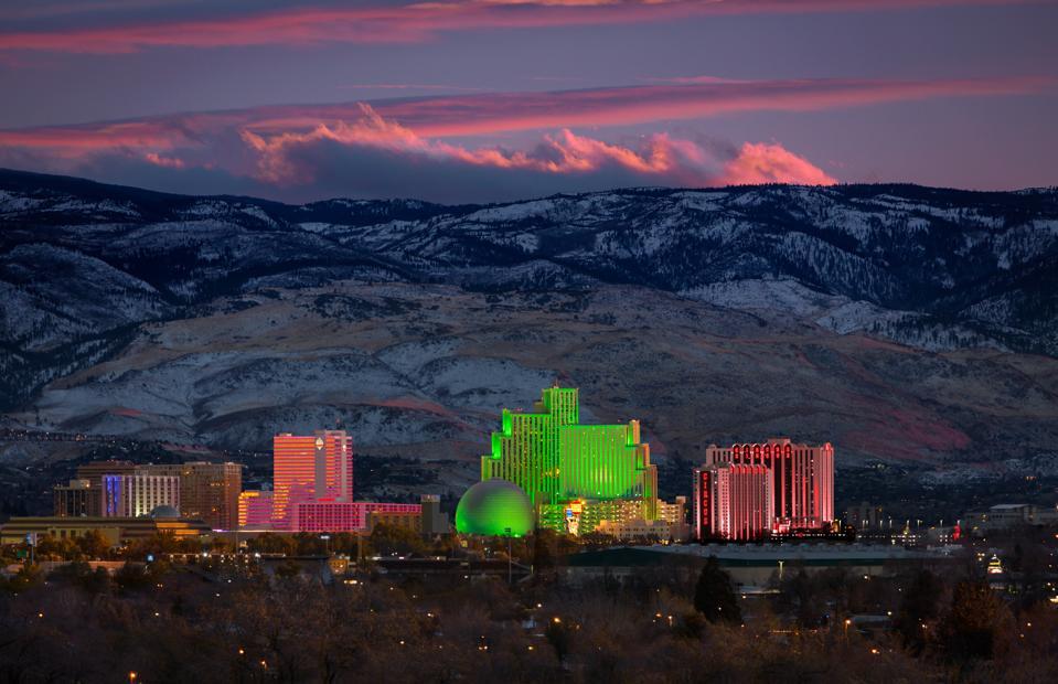 The Row in Reno, Nevada